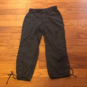 The Northface Gray Cropped Pants